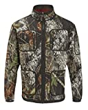 Shooterking Mujer Mossy Softshell–Chaqueta Reversible de Caza, Mujer, Mossy Softshell Hunting Reversible, Camouflage