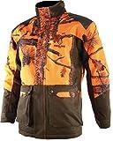 Treeland Blaze T613 - Chaqueta de caza, Hombre, naranja blaze, extra-large