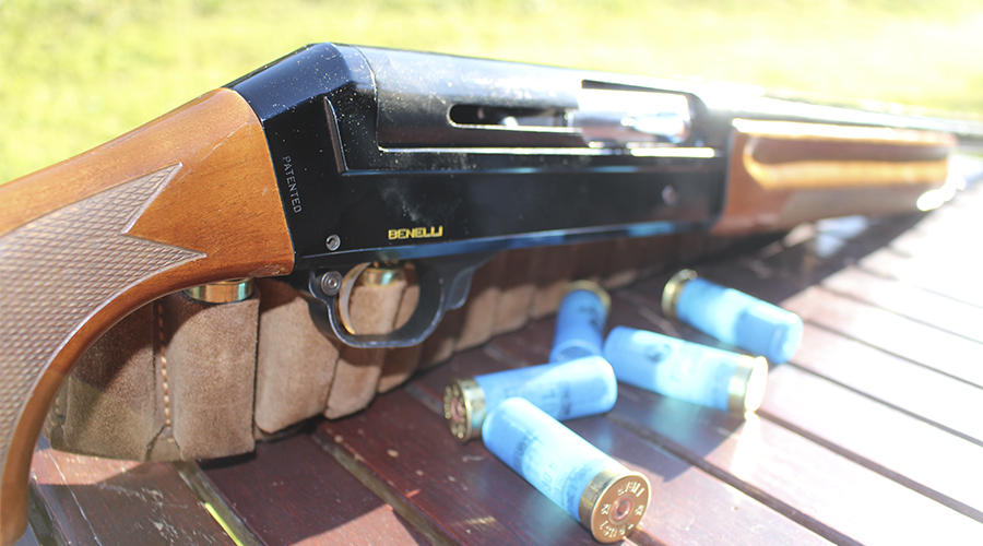 Escopeta de un cazador de becadas | Escopetas para la caza de becadas | Cazando sordas con repetidora Benelli - Cuaderno de Caza