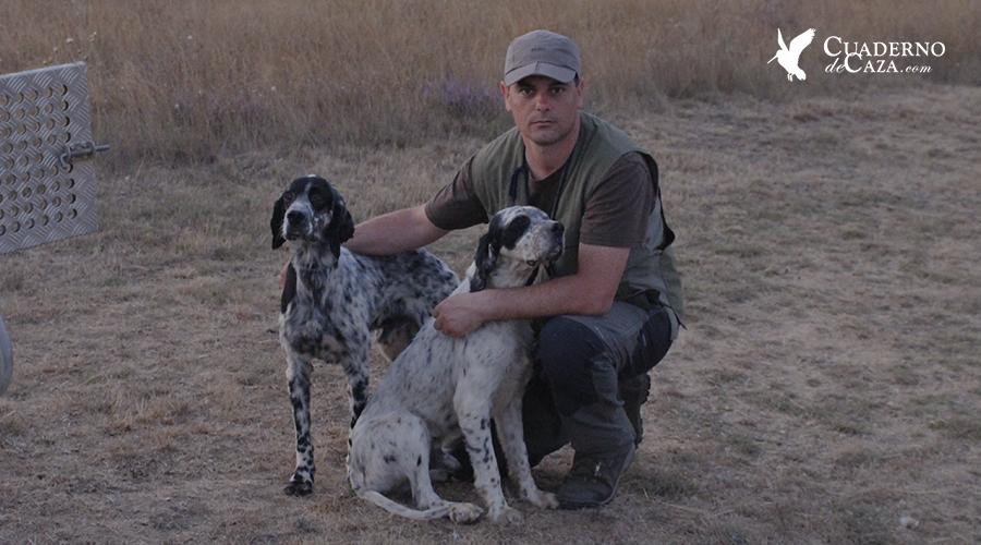 Homenaje al perro de muestra | Cuaderno de Caza