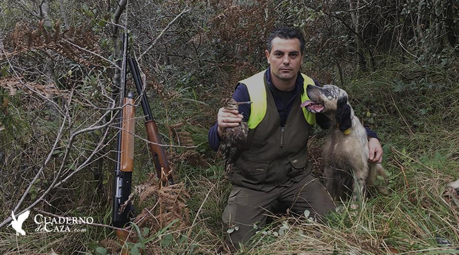 Cazadores veteranos   Consejos caza de becadas   Cuaderno de Caza