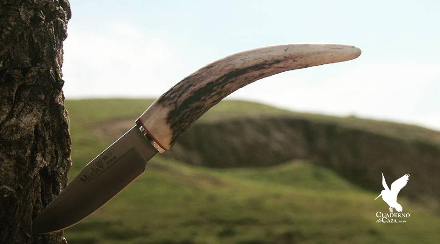 Cuchillos de caza originales | Cuchillos de caza Muela | Cuaderno de Caza