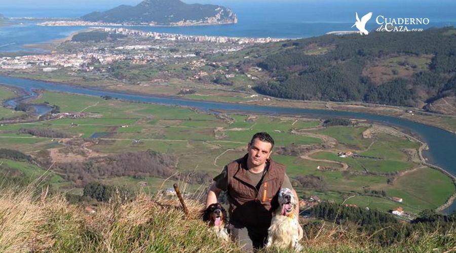 Perreo a la becada | Jornada perreo sordas Cantabria | Cuaderno de Caza