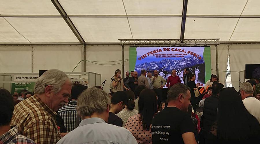 Feria de Caza Potes 2019 | Feria de Caza y Pesca Liébana | Cuaderno de Caza