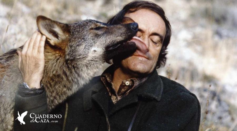 Frases de cazadores | Citas de caza Félix Rodríguez De la Fuente | Cuaderno de Caza