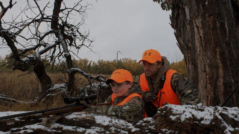 Relevo generacional de los cazadores | Cuaderno de Caza