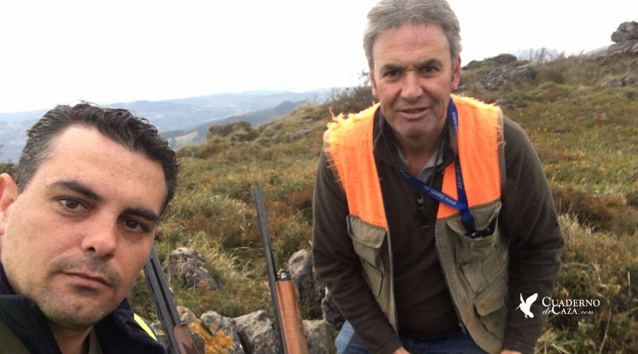 Compañerismo entre cazadores | Cuaderno de Caza