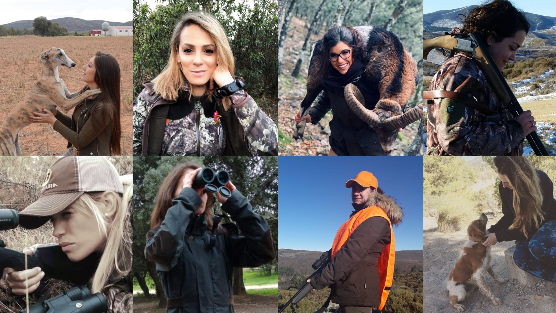 f6efb01a0c0 La mujer en la caza | Mujeres cazadoras | Cuaderno de Caza