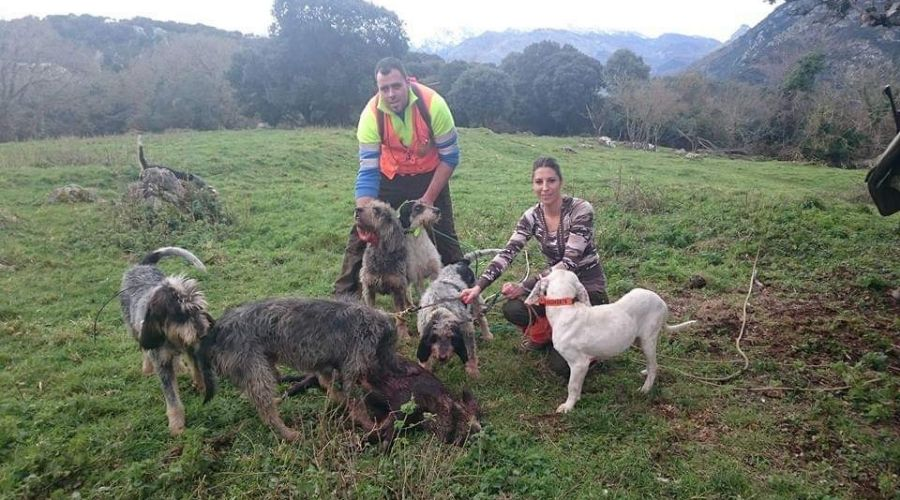 Mujeres cazadoras en Cantabria | Caza en Cantabria | Cuaderno de Caza