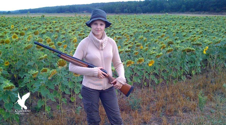 Mujeres cazadoras | La mujer del cazador | Cuaderno de Caza