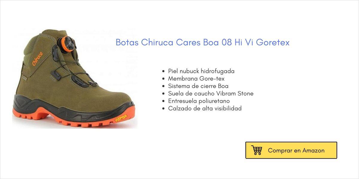 Botas Chiruca Cares Boa 08 Hi Vi ▷ Reseña y opinión TOP VENTAS 2019