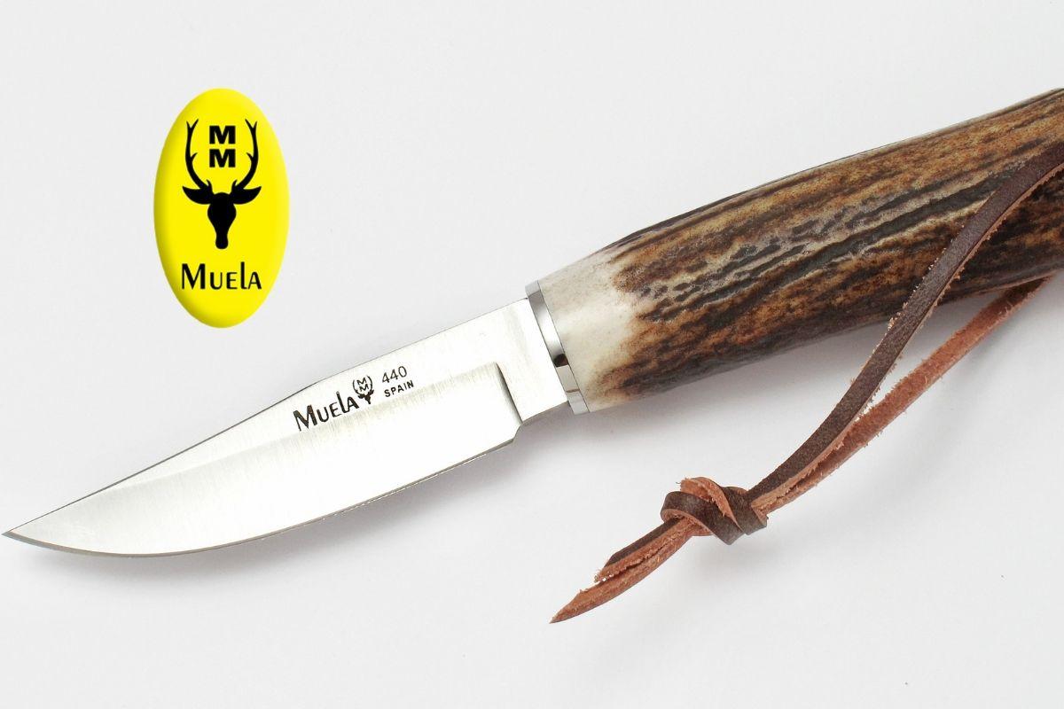 Cuchillo de Caza Muela MN-8A | Cuaderno de Caza