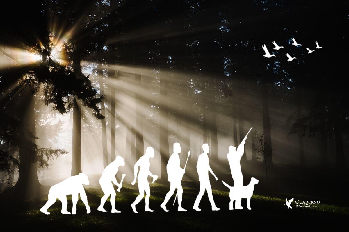 Evolución del cazador   Futuro sostenible de la caza   Cuaderno de Caza