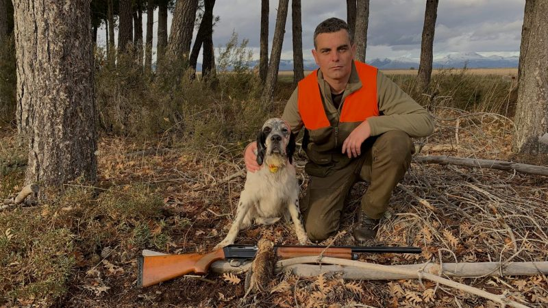 Zar | Jornada caza de becadas | Veda General 2019 | Cuaderno de Caza