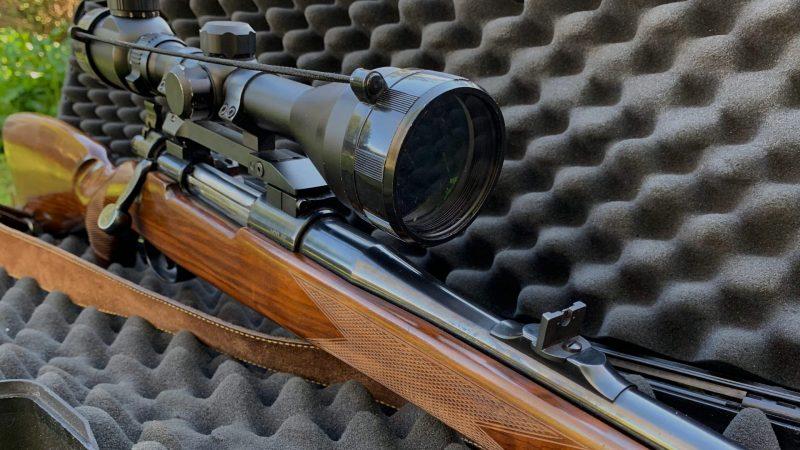 Rifle de cerrojo Brno 98 | Rifles de Caza Mayor | Cuaderno de Caza