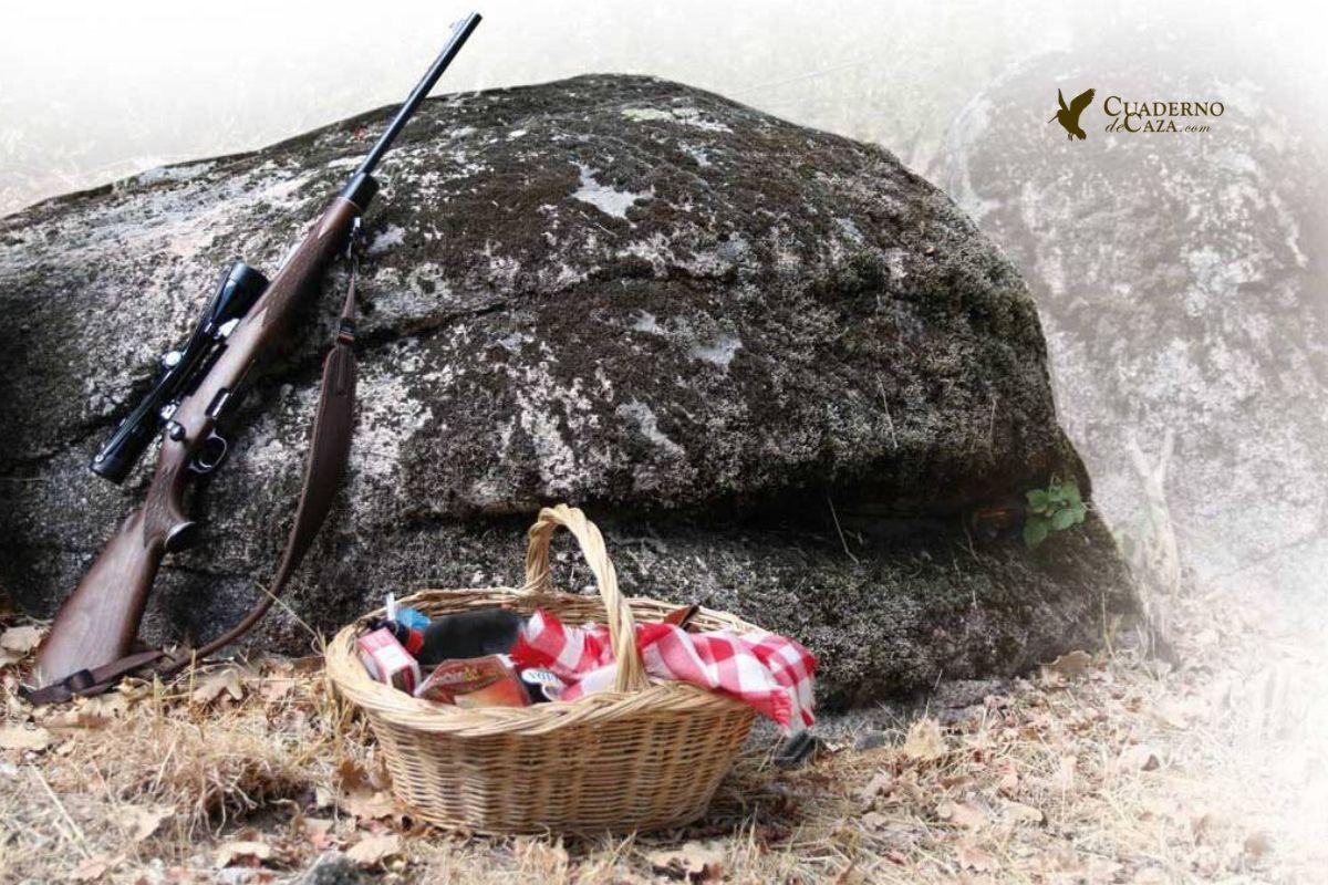 Taco campero en la caza | Tradiciones cinegéticas | Cuaderno de Caza