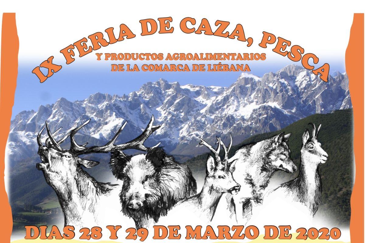 Feria de Caza Liébana 2020 | Feria de Caza, Pesca y Productos Agroalimentarios de la Comarca de Liébana 2020 | Cuaderno de Caza