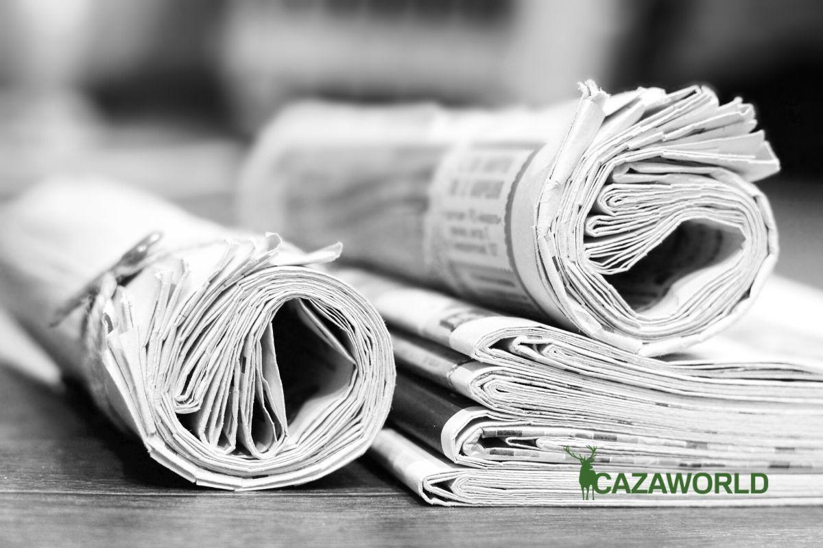Colaboración con Cazaworld | Cuaderno de Caza