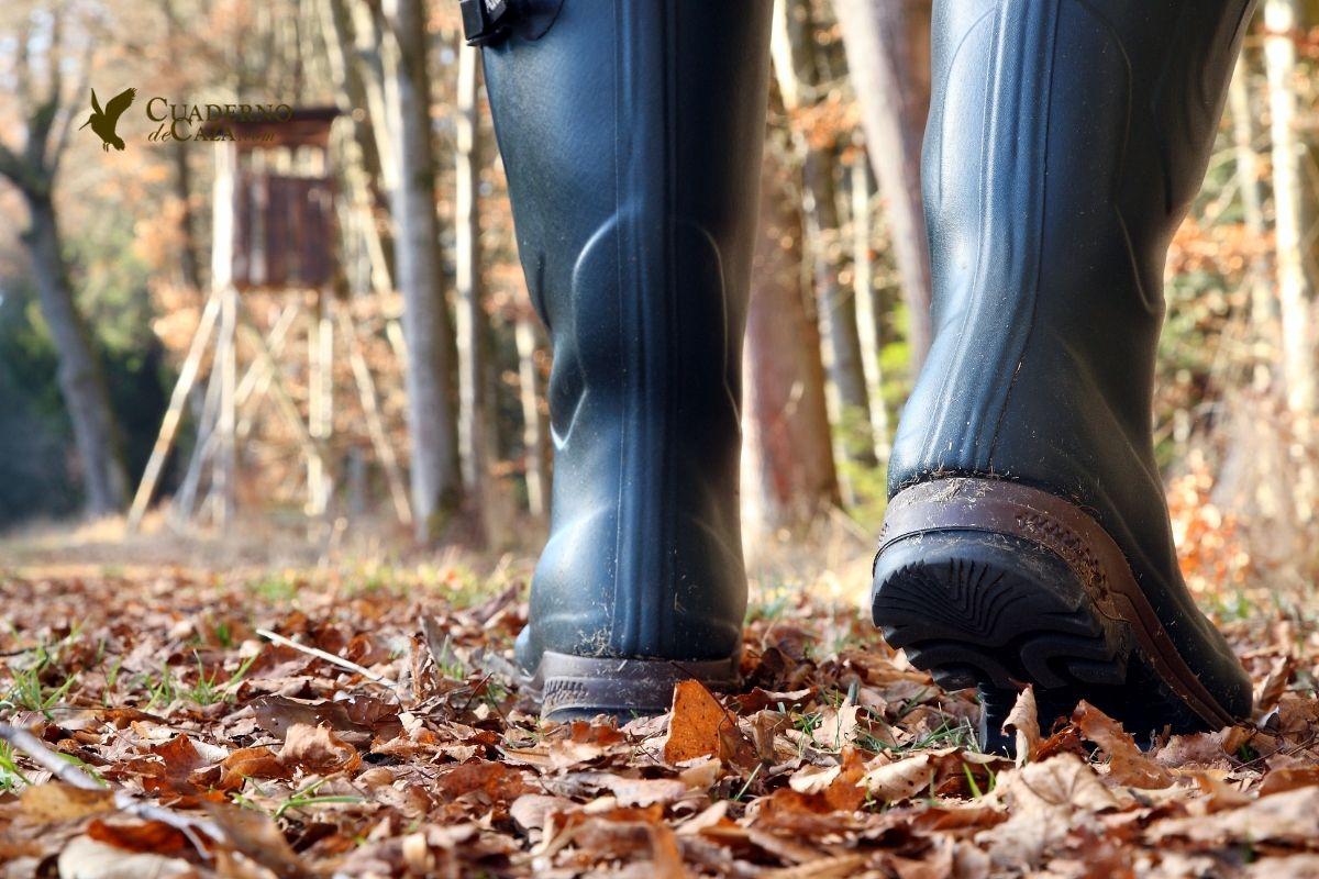Botas de caza   Comprar botas de caza online   Cuaderno de Caza