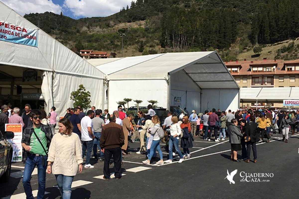 Feria de caza Liébana 2021 | Feria Potes Caza y Pesca | Cuaderno de Caza