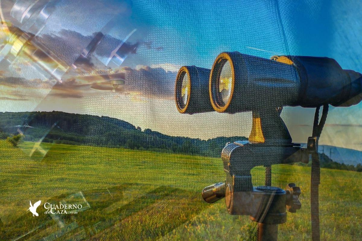 Mejores prismáticos de caza   Cuaderno de Caza