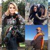 Hablar de caza también es hablar de ellas
